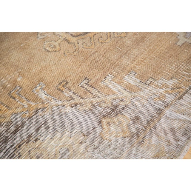 "Distressed Oushak Carpet - 7'10"" X 11' - Image 4 of 9"