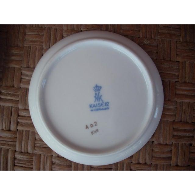 Kaiser W. Germany China Coasters - Set of 4 - Image 4 of 4