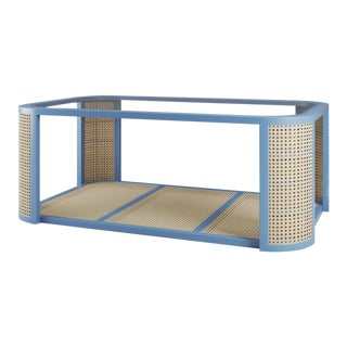 Lola Coffee Table - Summer Mist Blue For Sale