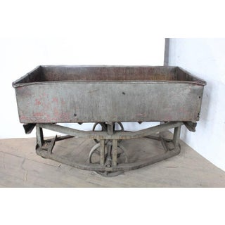 Antique American Industrial Bar Cart Preview