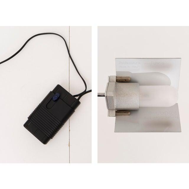 "Alvaro Siza ""Falena"" Floor Lamp For Sale - Image 5 of 6"