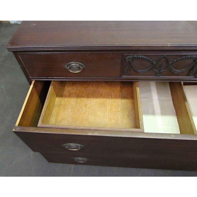 Neoclassical Grand Rapids Chair Company Low Chest For Sale - Image 3 of 9