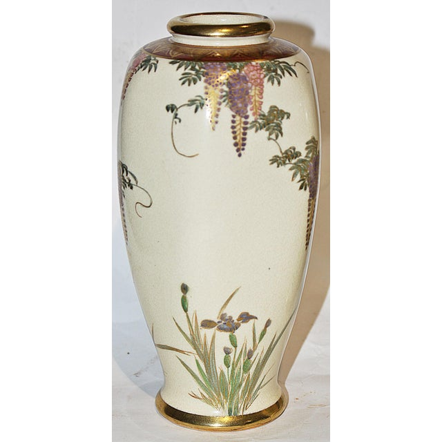 Japanese Vases - A Pair - Image 6 of 7