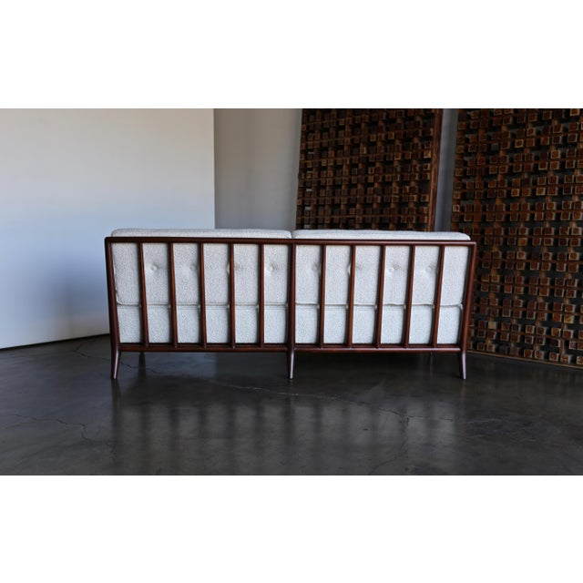 Mid 20th Century T.H. Robsjohn-Gibbings Sofa for Widdicomb, Circa 1955 For Sale - Image 5 of 12