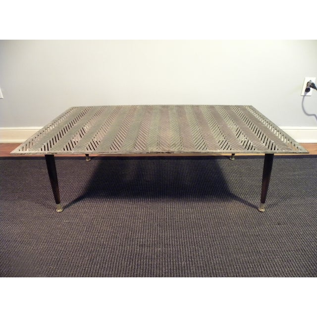 Industrial Up Cycle Coffee Table - Image 3 of 9