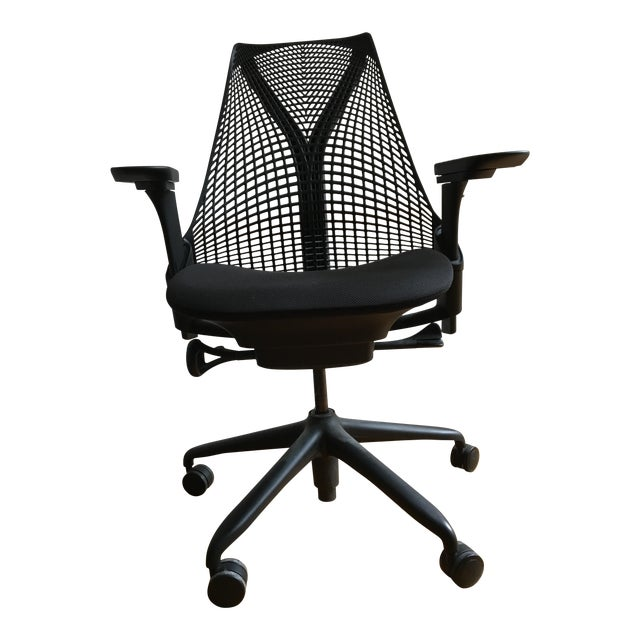 herman miller sayl office chair chairish