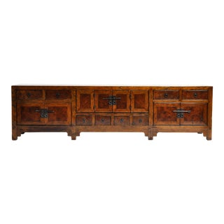 19th Century Vintage Chinese Kwang Chest For Sale