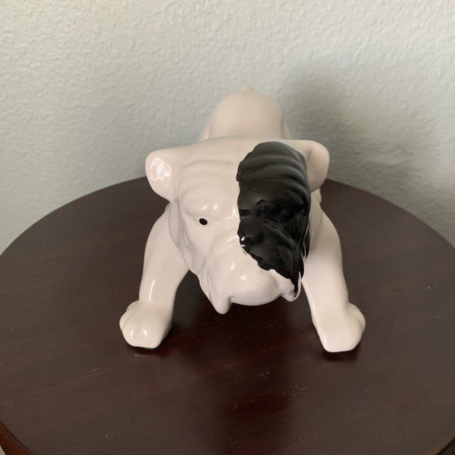 Pretty awesome little English bulldog figurine especially if you own one in real life!