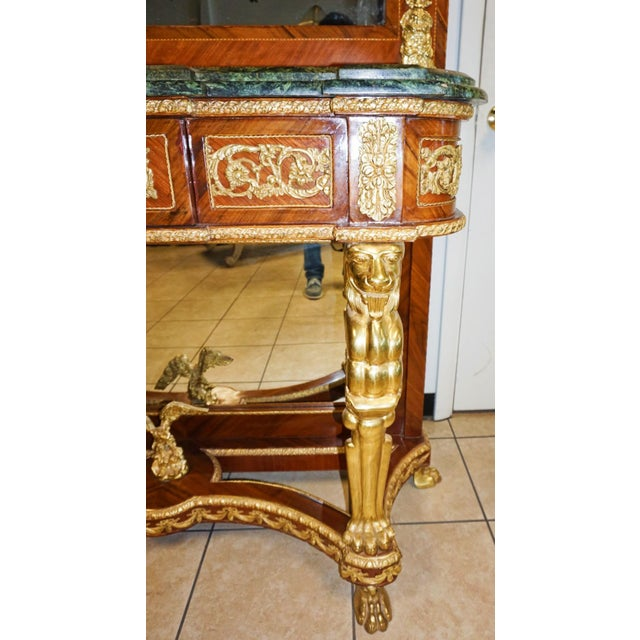 French Louis XVI-Style Sideboard - Image 8 of 8