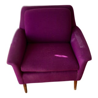 Swedish Mid-Century Modern Dux Armchair For Sale