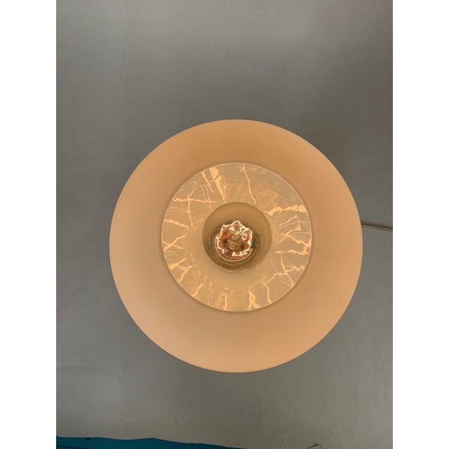 Italian Glass Mushroom Lamp by Lisa Johansson-Pape For Sale - Image 9 of 10