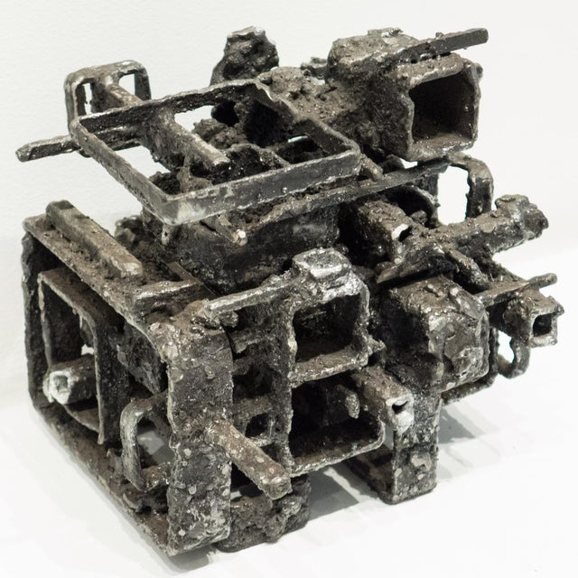 """James Bearden """"Dwelling Box"""" Sculpture For Sale - Image 10 of 10"""