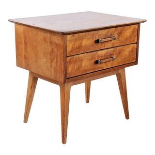Renzo Rutili Johnson Furniture Nightstand For Sale