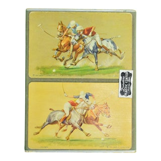 Twin Polo Playing Cards Decks For Sale