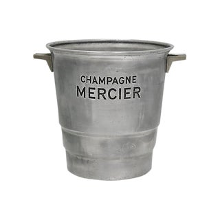 Vintage Mercier French Champagne Ice Bucket For Sale
