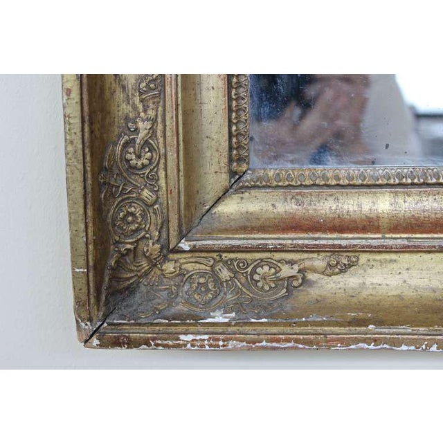 Early 19th Century Giltwood Mirror For Sale In New York - Image 6 of 11