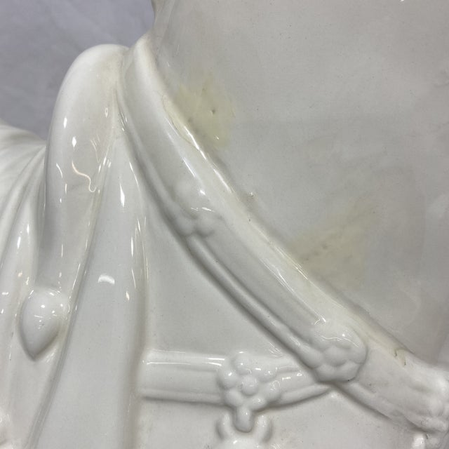 Ceramic Large Vintage Ceramic Tang Dynasty Horse For Sale - Image 7 of 12