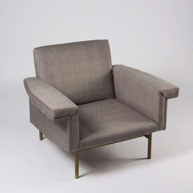 Incredible Pair of Armchairs by Giampiero Vitelli for Rossi di ...