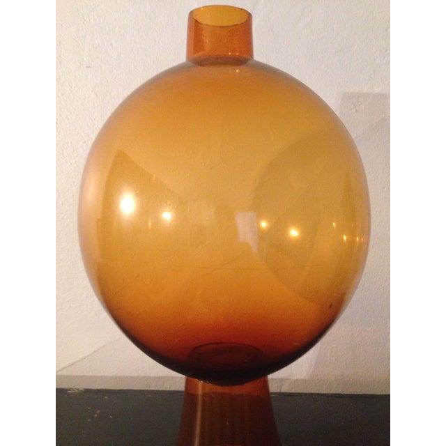 Mid-Century Blown Glass - Image 3 of 3