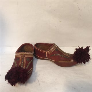 South American Native Moccasins Preview