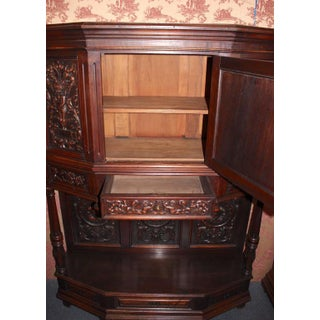 Antique Renaissance Style Cabinet Preview