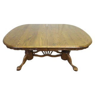 High Gloss Wooden Dining Table For Sale