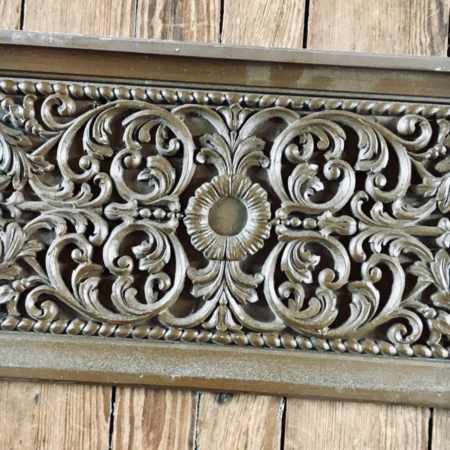 Jacobean Carved Oak Architectural Frieze For Sale - Image 3 of 7