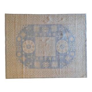 Handmade Khotan Rug - 8' x 10