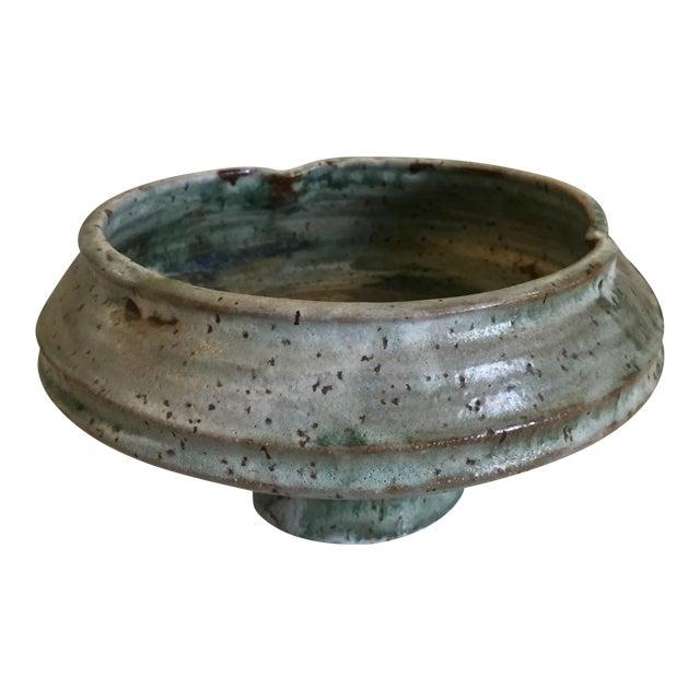 Mid-Century Ikebana Style Studio Pottery For Sale