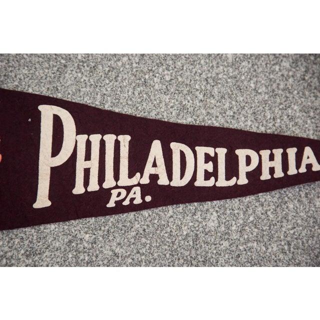 Philadelphia, PA Felt Flag - Image 3 of 3