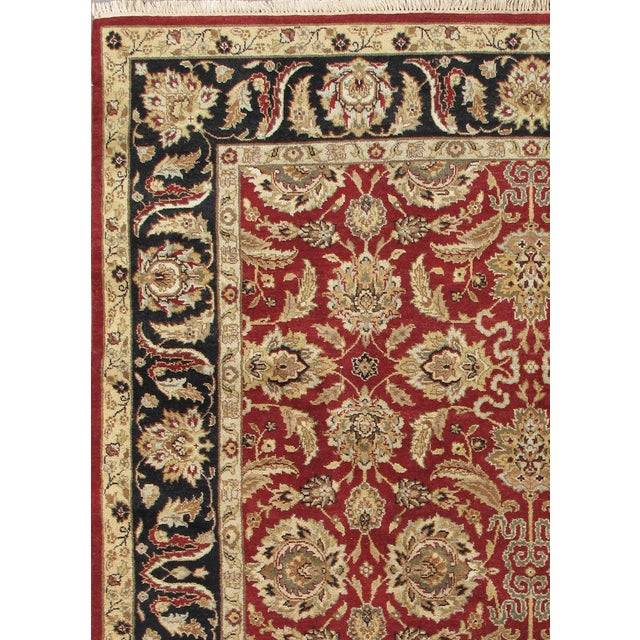 Pasargad Agra Collection Rug - 8' X 10'
