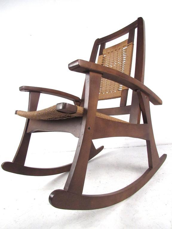 Vintage Rocking Chair Chairish