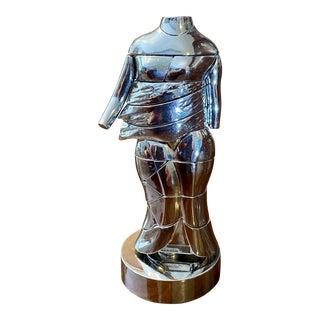 Mid 20th Century Berrocal La Mini Cariatide Sculpture For Sale