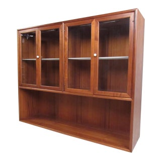 Drexel Declaration China Cabinet by Kipp Stewart For Sale
