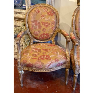 Antique Louis XV French Arm Chairs- a Pair Preview