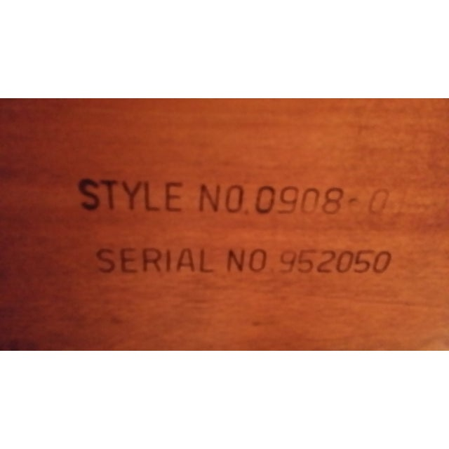 Lane Wooden Coffee Table - Image 7 of 8