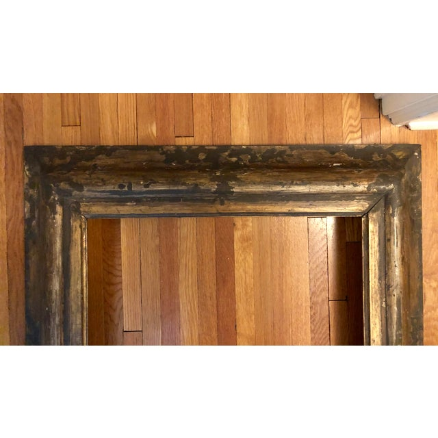 17th Century 17th Century Antique Spanish Baroque Picture Frame For Sale - Image 5 of 11