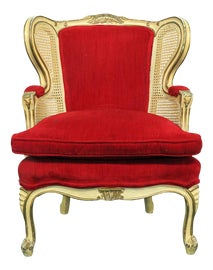 Image of Philadelphia Wingback Chairs