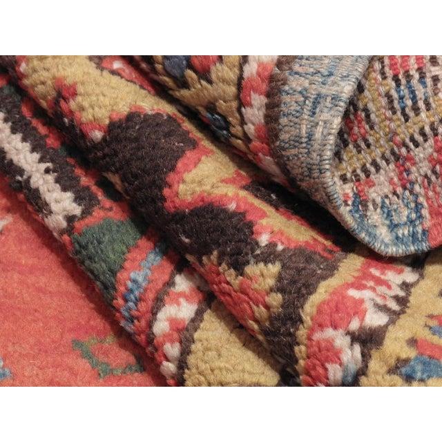 Gold Antique Dazkiri Rug For Sale - Image 8 of 8