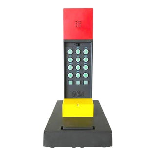 Model Enorme Telephone by Ettore Sottsass, 1986 For Sale