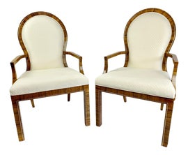Image of Mastercraft Dining Chairs
