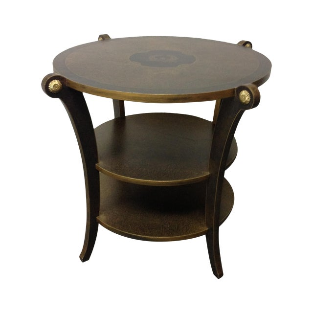 Art & Commerce Alexandria Occasional Table - Image 1 of 9