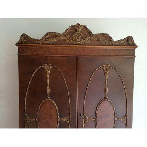 Batesville Vintage Wooden Cabinet - Image 5 of 8