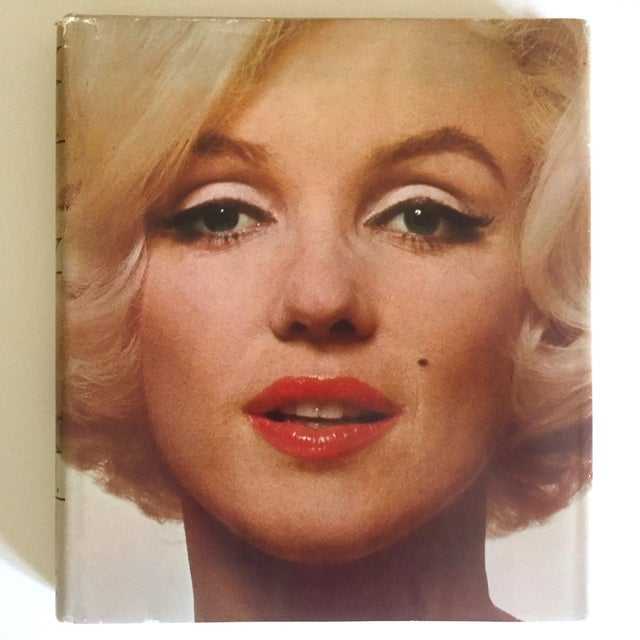 """ Marilyn Biography "" Norman Mailer Vintage 1973 Rare 1st Edtn Iconic Collector's Photography Book For Sale - Image 13 of 13"