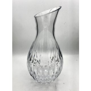 1980s Miller Rogaska Soho Cut Crystal Signed Carafe Preview