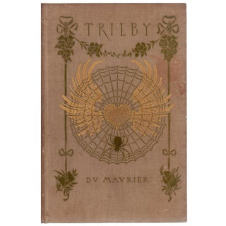 """Trilby"" Hardcover Novel by George Du Maurier"