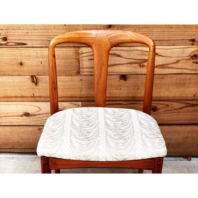 Mid-Century 'Juliane' Dining Chairs - Set of 8 - Image 3 of 6