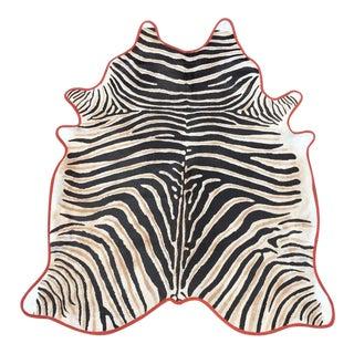 Zebra Hyde Rug - 5′10″ × 7′10″