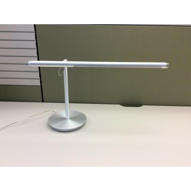 Haworth brazo desk lamp chairish aluminum haworth brazo desk lamp for sale image 7 of 7 aloadofball Gallery