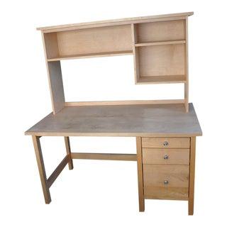 Room & Board Desk and Bookshelf